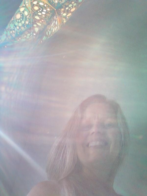 Carol Niemi Mira Carroll selfie copyrighted image