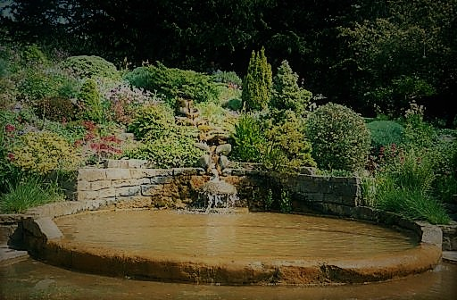 Chalice Well Gardens 2002