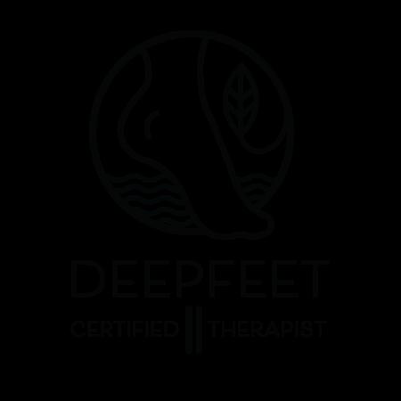 Ashiatsu Deep Feet Certified Logo