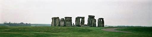 Stone Henge 2002