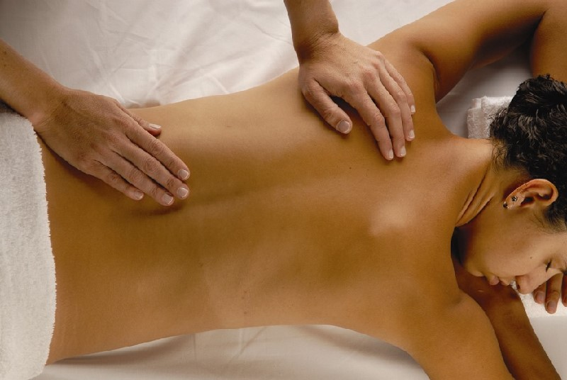 Massage and bodywork - the laying on of hands